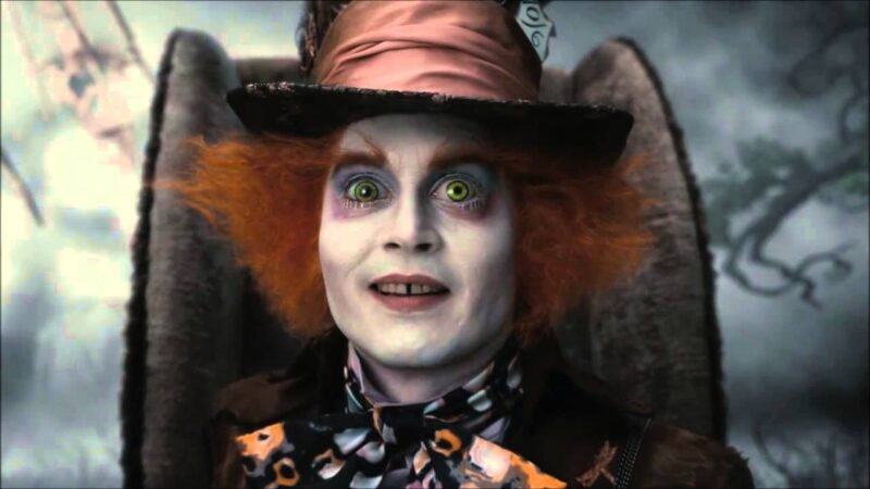 Five Shades Of Mad Hatter – Evoluzione Di Una Follia