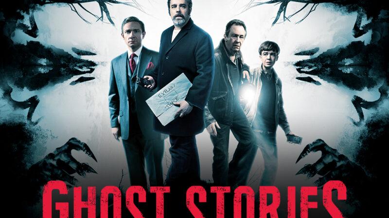 Ghost Stories: I Fantasmi, L'Orrore, L'Hauntology