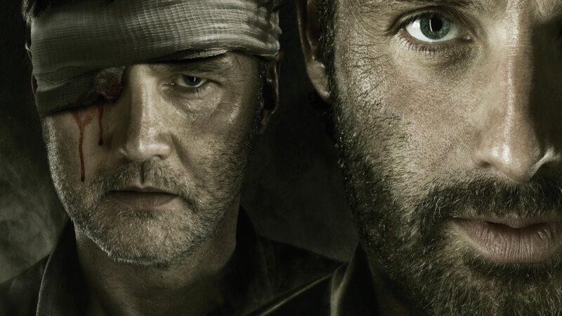 The Walking Dead – Rick Grimes Ed Il Governatore – Come Cade Un Leader