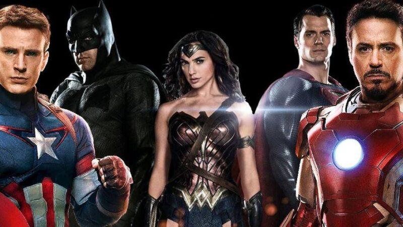Captain America: Civil War e Batman V Superman: Dawn Of Justice – Cinecomics A Confronto