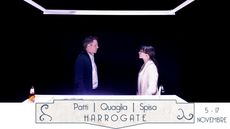 """Gruppo di famiglia in un abisso: """"Harrogate"""" di Al Smith in scena al Teatro Argot Studio"""