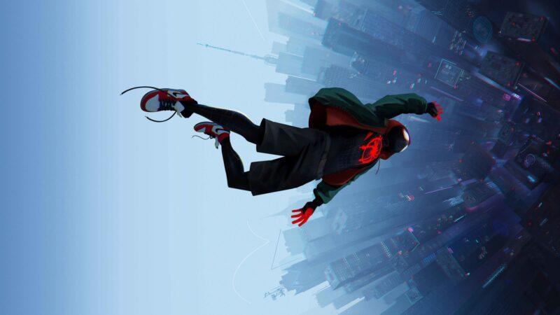 Essere Nel Tempo – Spider-Man: Into The Spider-Verse