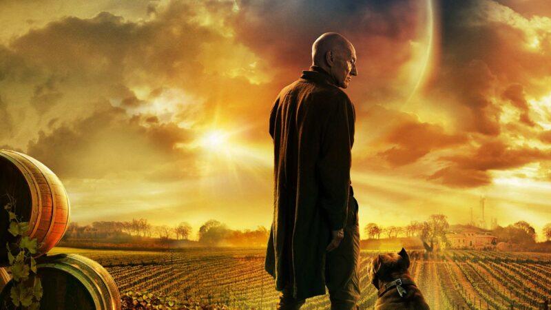 """""""Star Trek"""", pro e contro di una nuova rotta- capitolo II: """"Picard"""" e l'utopia che invecchia"""