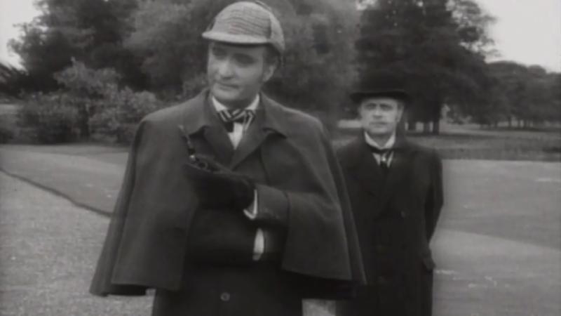 Nando Gazzolo: l'unico Sherlock Holmes della tv italiana