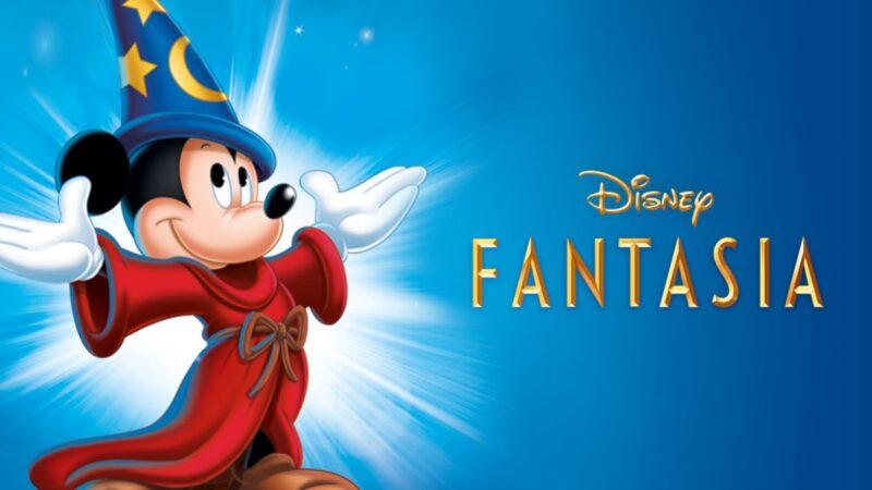 Fantasia e Fantasia 2000 – Manifesti Di Un Mondo A Colori