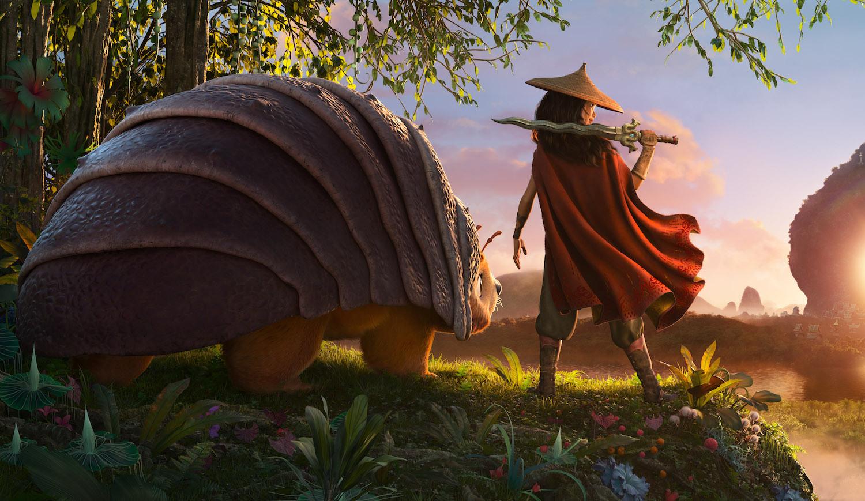 Raya e l'ultimo drago – La fiaba che riflette il presente